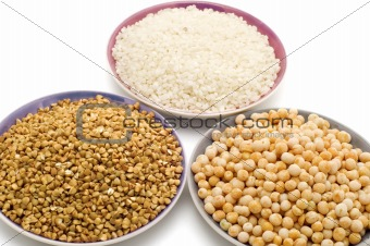 cereals garnish