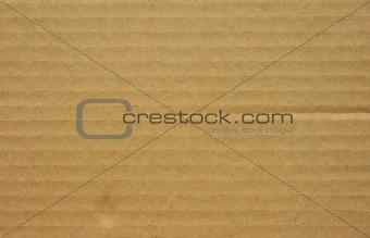 Cardboard textured