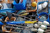 lobster pots etc