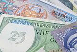 group of money closeup 2