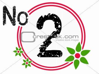 Chart Countdown No 2