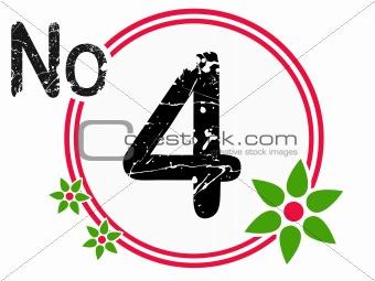 Chart Countdown No 4