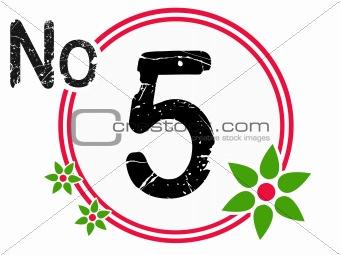 Chart Countdown No 5