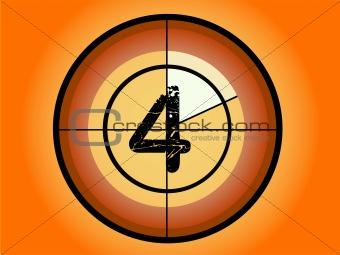 Circle Countdown - At 4
