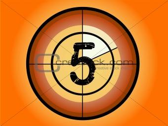 Circle Countdown - At 5