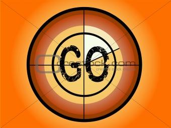 Circle Countdown - Go