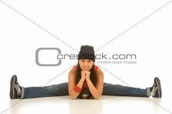 Break dancer #5