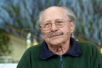 Grandfather Thinking