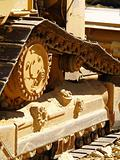 Bulldozer Detail 1