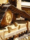 Bulldozer Detail 1