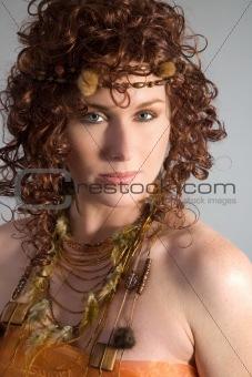 Red head beauty