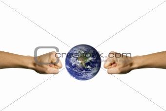 Smashing the Earth 3