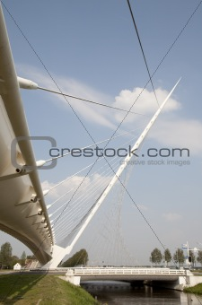 Calatrava bridge