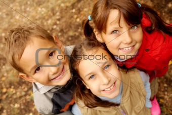 Three kids