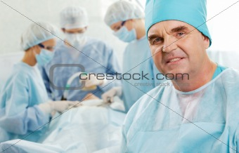 Professional doctor