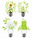Set the eco light