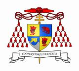 Cardinal Ratzinger coat of arms