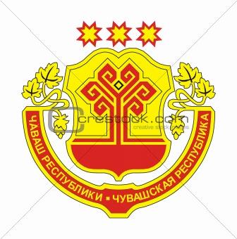 Chuvashia coat of arms
