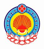 Kalmykia coat of arms