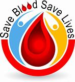 blood logo