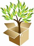 parcel tree
