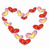 one heart from many hearts