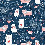 texture of the cats
