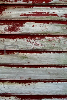 Old weathered red wall backround