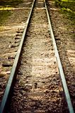 The old rails