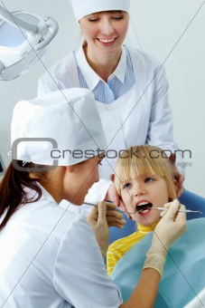 Dental examinatio