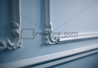 classical decor close-up