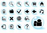 blue-shiny-web-button-icons