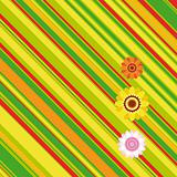 Easter stripe background