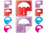 bright-umbrella-stickers