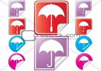 bright-umbrella-stickers