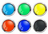 glossy-vector-buttons
