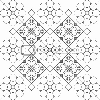 vector design element black and white