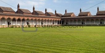 Carterhouse of Pavia, cell complex