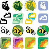 Various Nature Icons