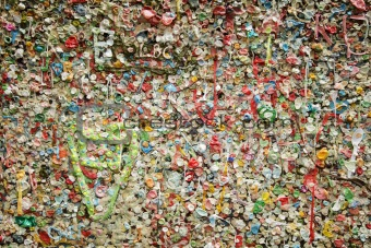 Post Alley Bubble Gum Heart