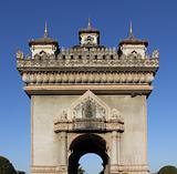 Victory Monument (Patuxai)