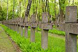 old military cemetery