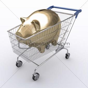 Shopping Cart (Spend Economy)