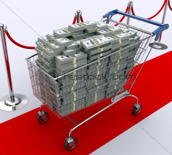 Shopping Cart (Spend Economy)