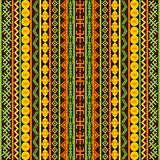 Ethnic African multicolored texture