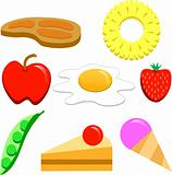 Food and Fruit