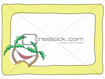 palm-trees-and-a-hammock