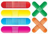 colorful-bandages   