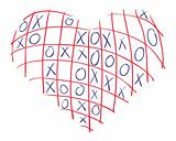 Heart-X-O