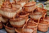 Basketry basketwork Spain enea esparto basket